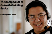 8 Step Guide to Podcast Marketing Basics  Cover