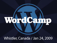 WordCamp Whistler 2009